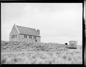 Image: Church of the Good Shepherd, Lake Tekapo