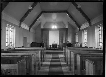 Image: Coates Memorial Church Matakohe