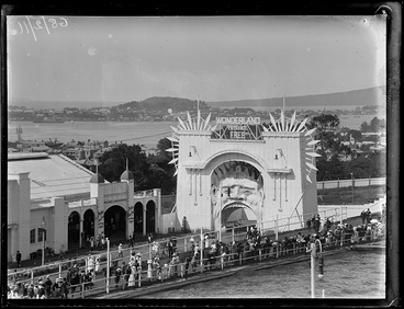 Image: Auckland Exhibition - Old Auckland