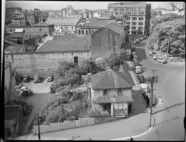 Image: General Views of Auckland