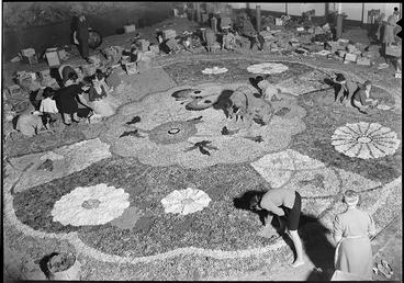 Image: Floral Carpet