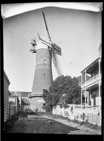 Image: Old Auckland Windmill