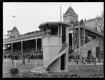 Image: Ellerslie Race Course, Auckland