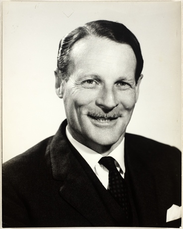 Image: Head and shoulders portrait of John Stacpoole