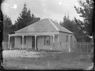 Image: Unidentified house