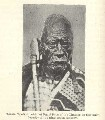 Image: Taraia Nga-Kuti, chief of Ngati-Paoa of the Thames, in the early decades of the nineteenth century