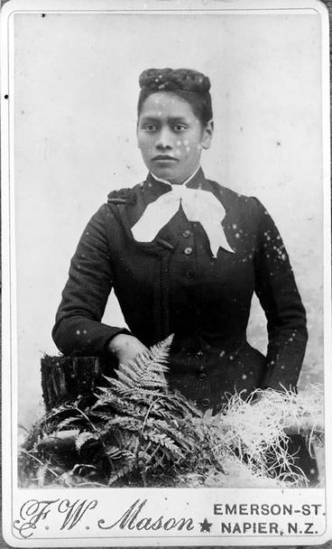 Image: Meri Te Tai Mangakāhia