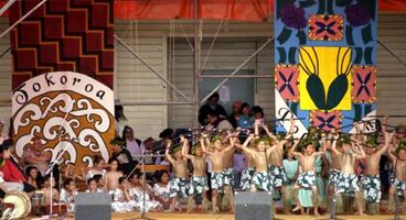 Image: Polynesian festival, 2004