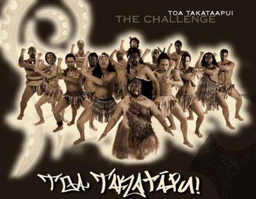 Image: Toa Takatāpui poster