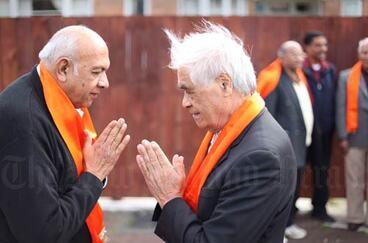 Image: Hindu and Māori culture