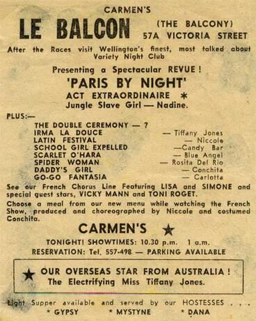 Image: Le Balcon