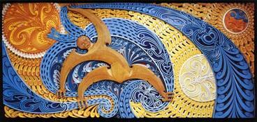 Image: Tāwhirimātea