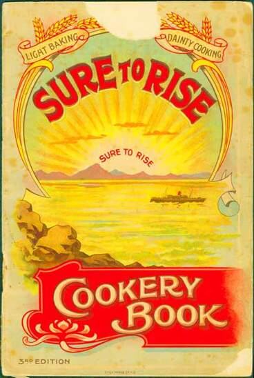 Image: 'Sure to rise' cookbook