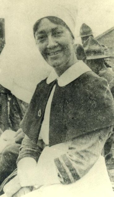 Image: Nurse Ethel Pritchard, photographed while serving with the New Zealand Army Nursing Service during the First World War