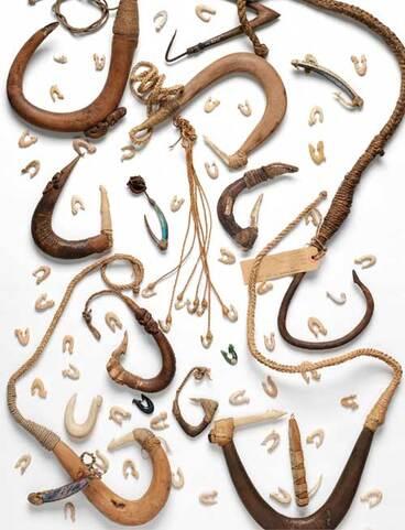 Image: Fish hooks