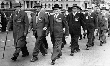 Image: Gallipoli veterans