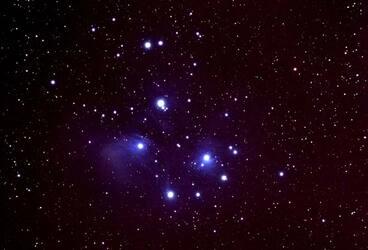Image: Matariki (the Pleiades)