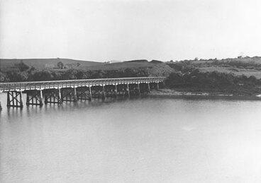 Image: Mokoia pā in 1899