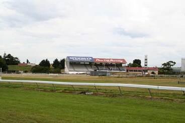 Image: Phar Lap racecourse