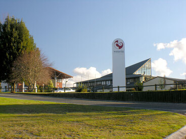 Image: Waiariki Institute of Technology
