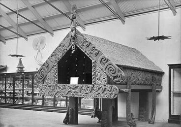 Image: Te Oha storehouse