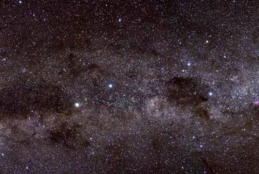 Image: The Milky Way, Pointers and Southern Cross