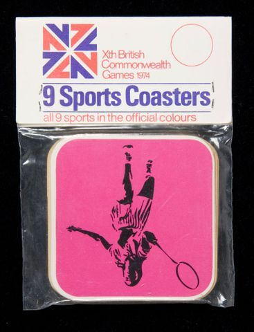 Image: Coasters, 'Xth British Commonwealth Games'