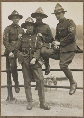 Image: Putney. From the album: World War I album