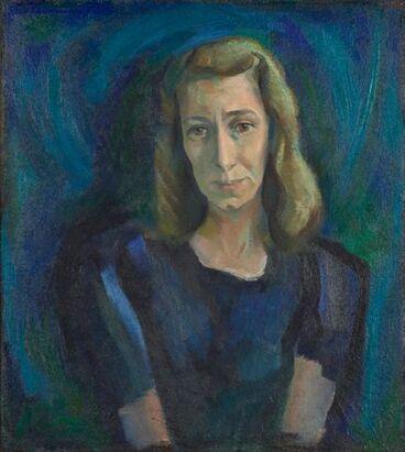 Image: Portrait of Rita Angus