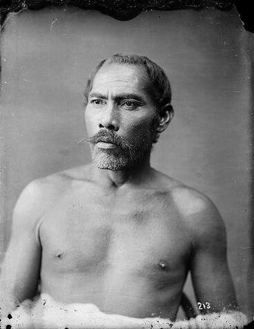 Image: [Samoan man]