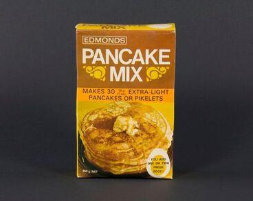 Image: Pancake mix