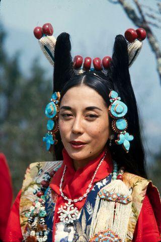 Image: Sikkim Series: Royal Princess