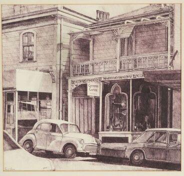 Image: Carmen's Curios in Cuba Street