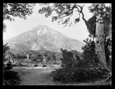 Image: Mount Egmont (Taranaki)