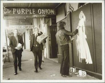 Image: Wellington General - The Purple Onion, Vivian Street, Wellington