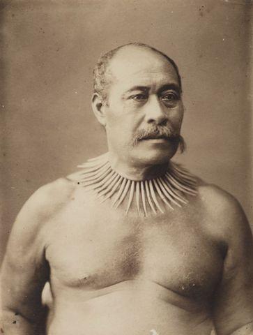 Image: Samoan man