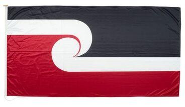 Image: Flag, Maori