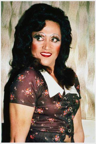 Image: Jackie at Mojo's Nightclub, Auckland - 1975