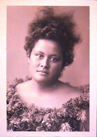 Image: Samoan Girl
