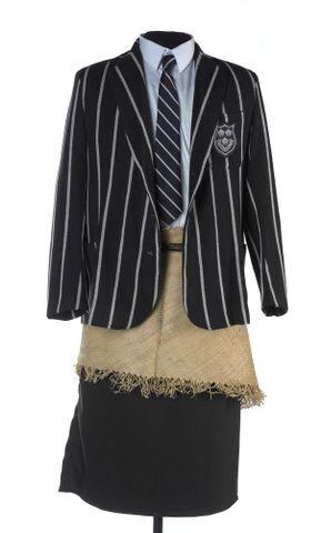 Image: Wesley College Dress Uniform