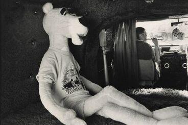Image: Hot Rod van, Hutt Park, Lower Hutt, 1981