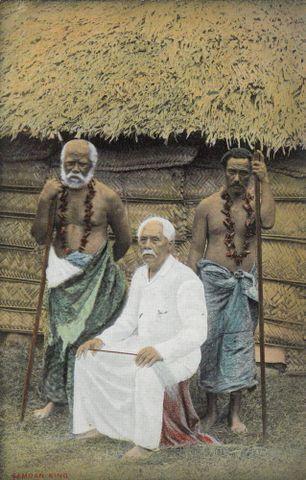 Image: Samoan King