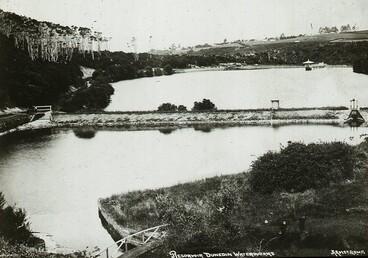 Image: Ross Creek Reservoir c1920