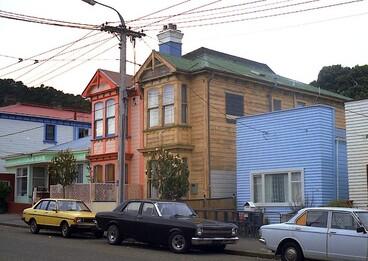 Image: newtown 1991