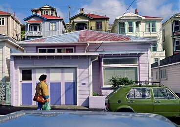 Image: newtown new zealand 1992