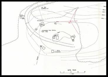 Image: Plan of Tokoroa Mobile Telephone Control Station (1975)