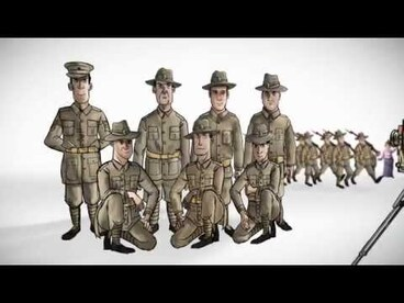 Image: Fast Facts - New Zealand: The First World War