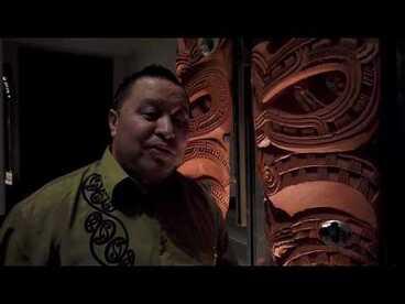 Image: Pataka Kai: Hinana - Te Wiki o Te Reo Maori (Maori Language Week)