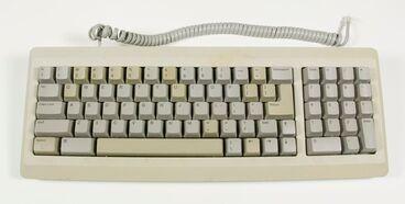 Image: Macintosh Plus keyboard