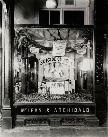 Image: McLean and Archibald Ltd., 1929